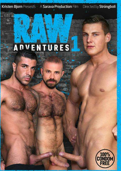 Raw Adventures 1 Boxcover