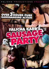Falicha Karr's Sausage Party Porn Video