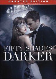 50 Shades Darker porn DVD from Universal Studios.
