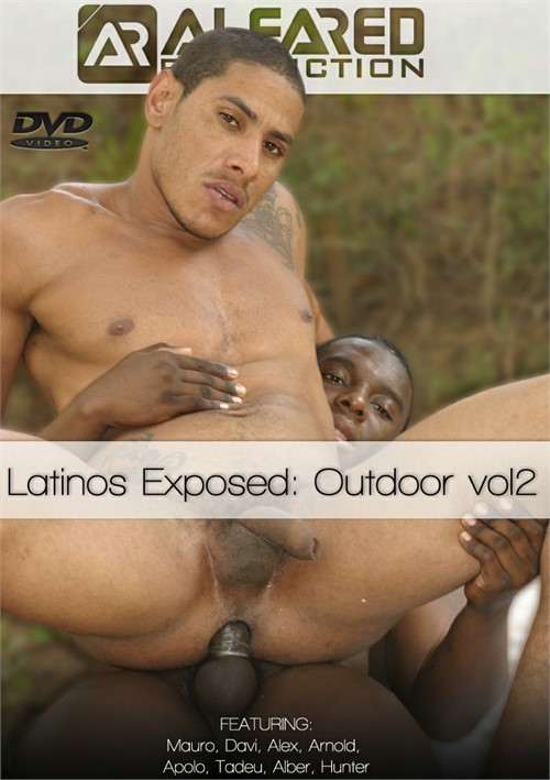 Latinos Exposed: Outdoor Vol. 2 Boxcover