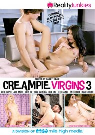 Creampie Virgins 3 HD porn video from Reality Junkies.