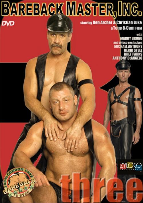 Bareback Master, Inc. Three Boxcover