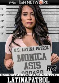Latina Patrol: Monica Asis Porn Video