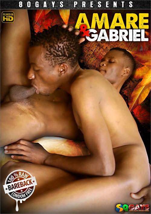 Amare & Gabriel Boxcover