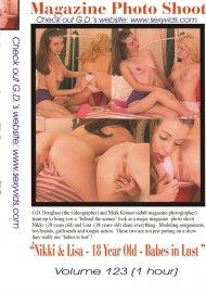 Magazine Photo Shoot Volume 123 Porn Video