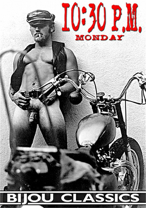 10:30 P.M. Monday Boxcover