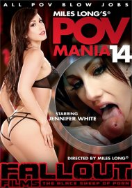 POV Mania Vol. 14 HD porn video from Miles Long Productions.