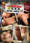 Real Men 13 Boxcover