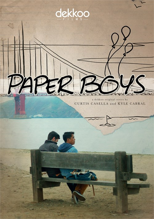 Paper Boys image