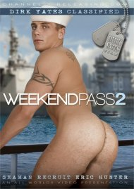 Weekend Pass 2 gay porn DVD from Dirk Yates