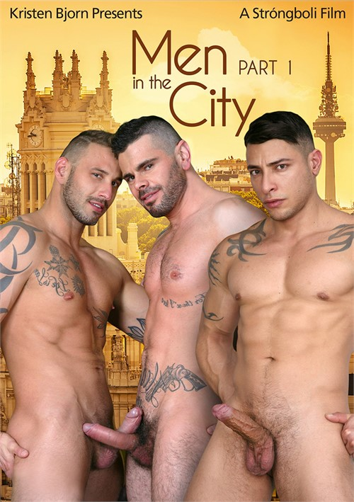 Men in the City Part 1 Boxcover