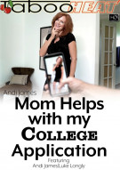 Mom Helps with My College Application Porn Video