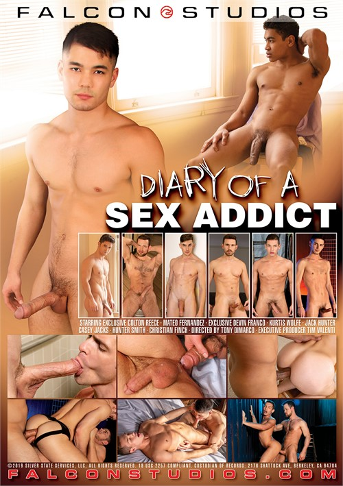 Diary of a Sex Addict Cover Back