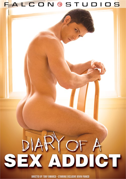 Diary of a Sex Addict Cover Front