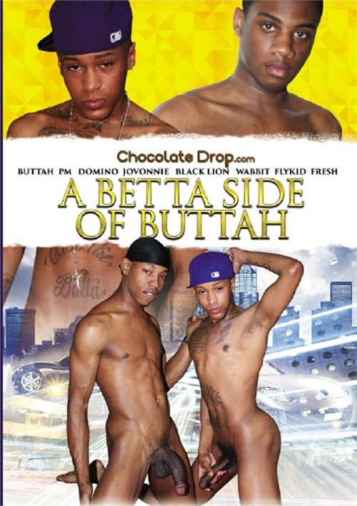 Betta Side of Buttah, A Boxcover