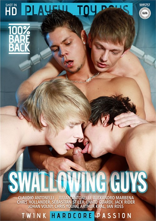 Swallowing Guys Cover Front