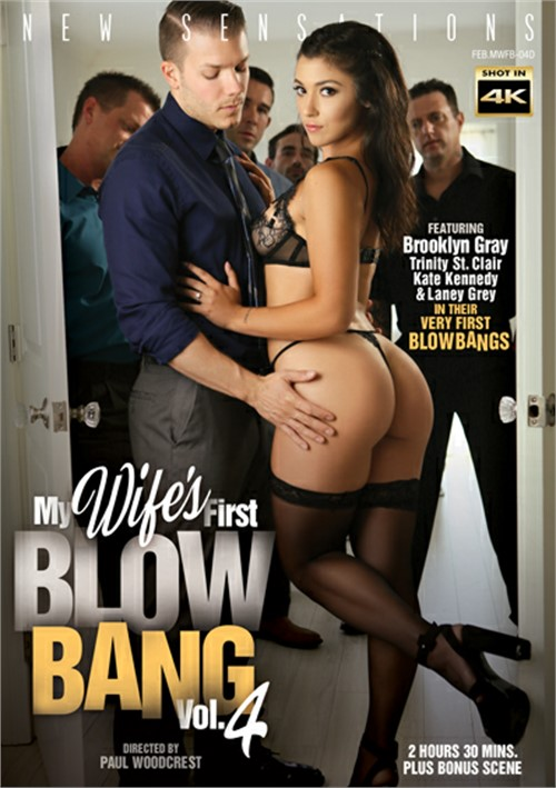 My Wife's First Blow Bang Vol. 4
