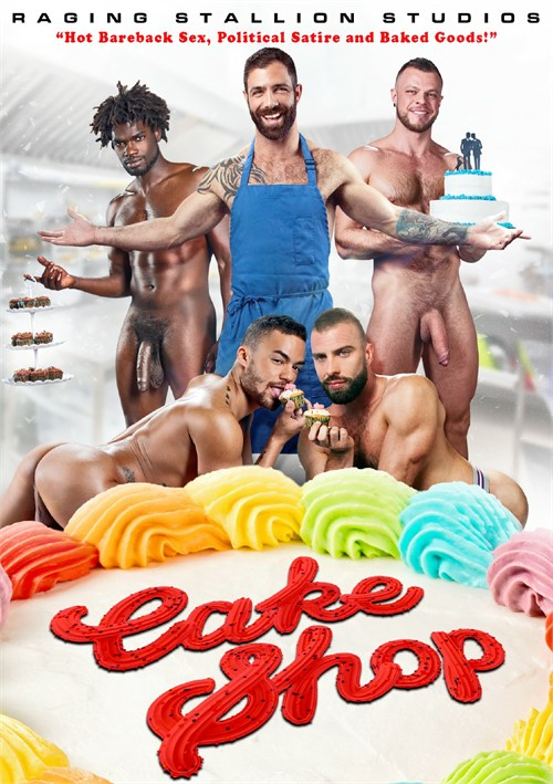 Cake Shop Cover Front