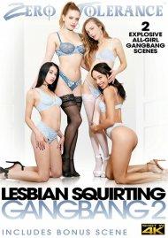 Lesbian Squirting Gangbang 2 image