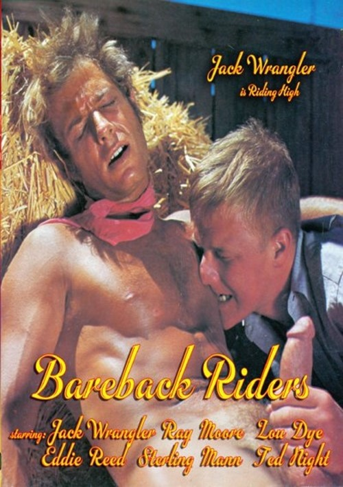 Bareback Riders (Golden Age) Boxcover