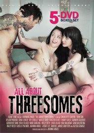 All About Threesomes - 5 DVD Boxed Set