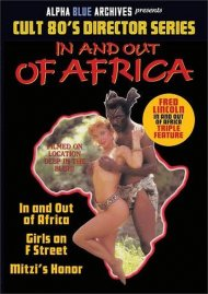 In and Out of Africa: Fred Lincoln Triple Feature Porn Movie