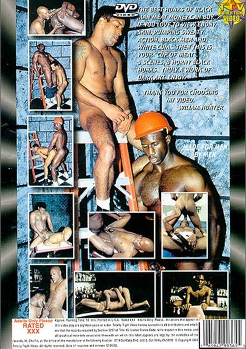 ebony dvd porno