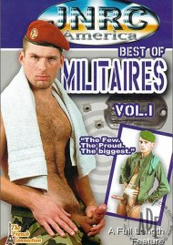 Best of Militaires Vol. 1 gay porn DVD from JNRC America