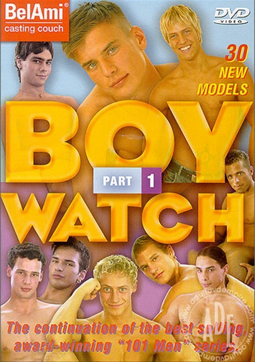 Boy Watch 1 Cover Front