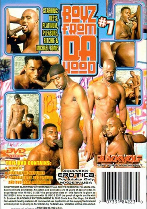 Boyz in the hood porn