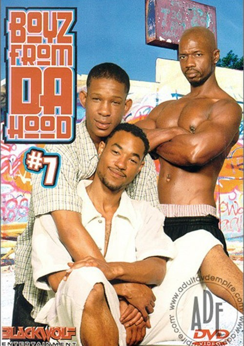 Boyz from da Hood 7 Boxcover