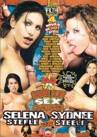 Super Slut Sex Challenge: Selena Steele vs. Sydnee Steele Porn Movie