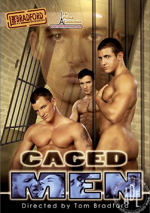 Caged Men Cover Front
