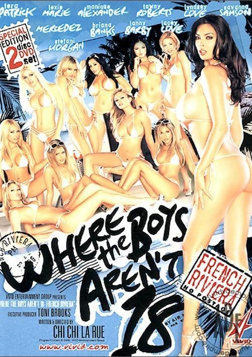 Where The Boys Aren't #18