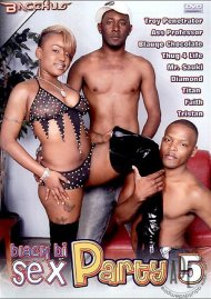 Black Bi Sex Party 5 Porn Video