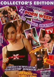 Porn Week: Los Angeles Vacation Porn Video