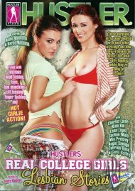 Real College Girls: Lesbian Stories Porn Video