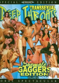 Transsexual Deep Throats Vol. 2 Porn Video