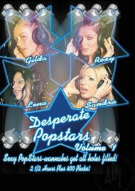 Desperate Popstars Vol. 1 Porn Video