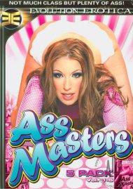 Ass Masters Vol. 1-5 Porn Movie