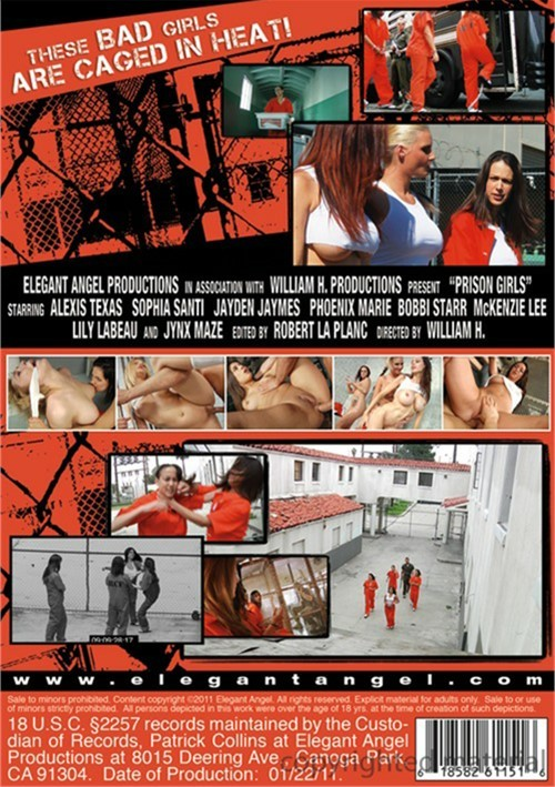Prison Girls (2011) | Elegant Angel | Adult DVD Empire