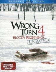 Wrong Turn 4: Bloody Beginnings (Blu-ray + DVD Combo) Blu-ray Porn Movie