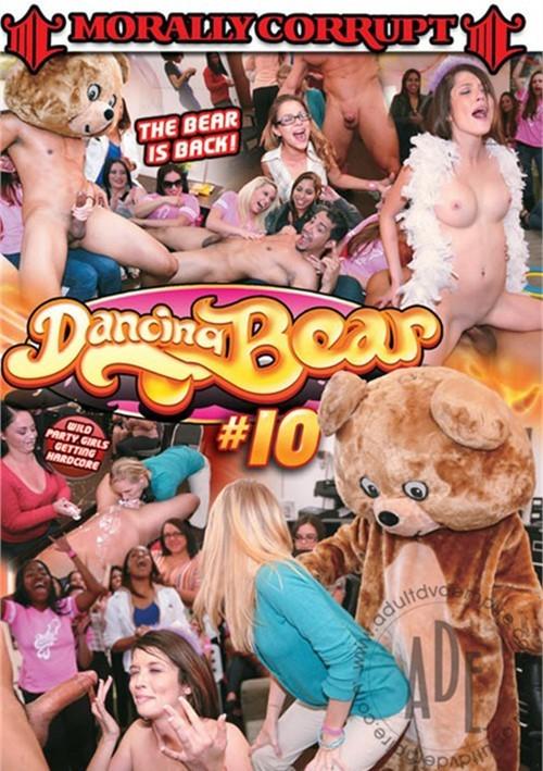 Dancing bear store-3548