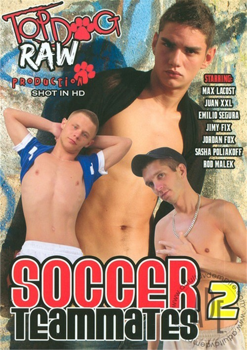 Soccer Teammates 2 Boxcover