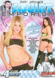 Squirt Emporium (4-Disc Set)