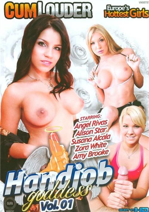 Handjob Goddess Vol. 1