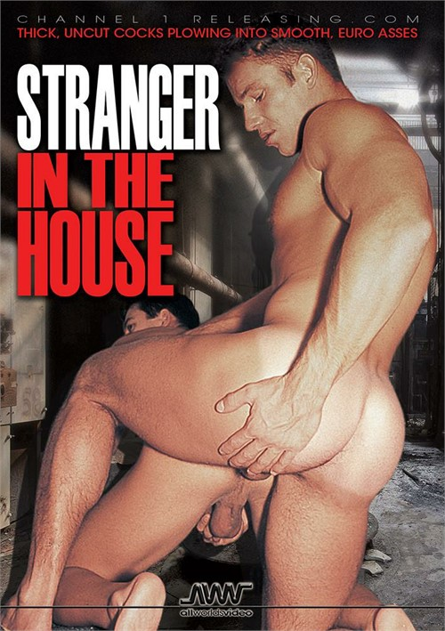 Stranger In The House Boxcover