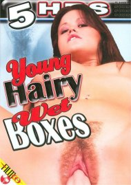 Young Hairy Wet Boxes image