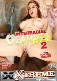 Interracial Creampies 2 Porn Video