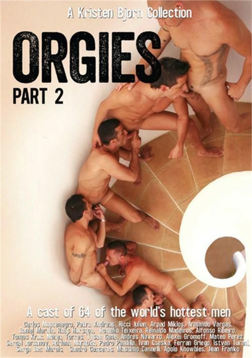 Orgies Part 2 Boxcover